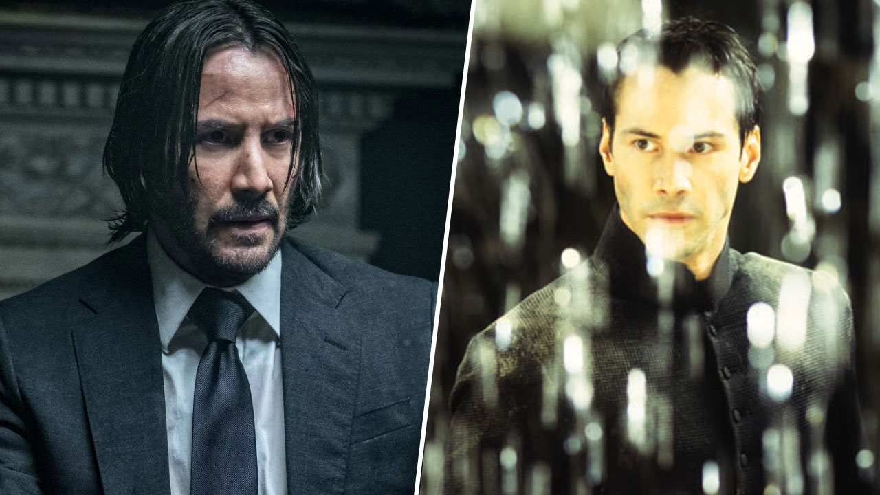 Matrix 4 et John Wick 4