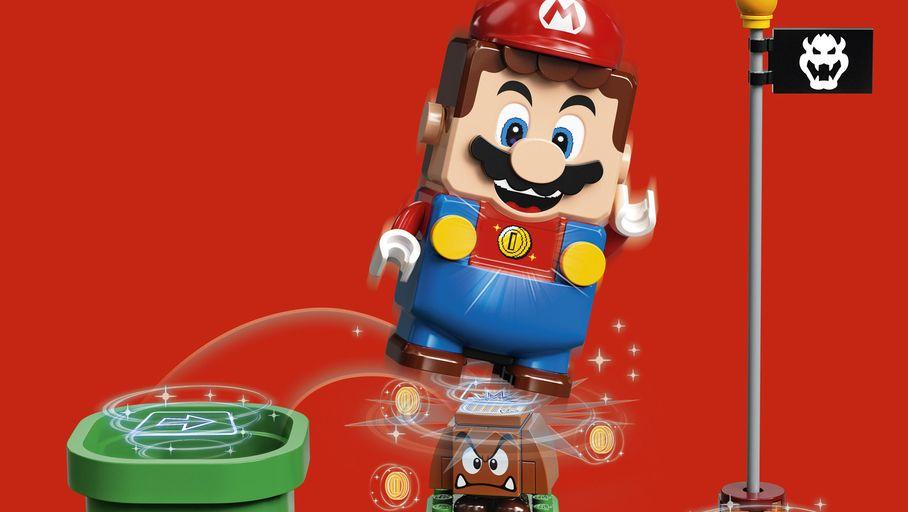 Super Mario et LEGO