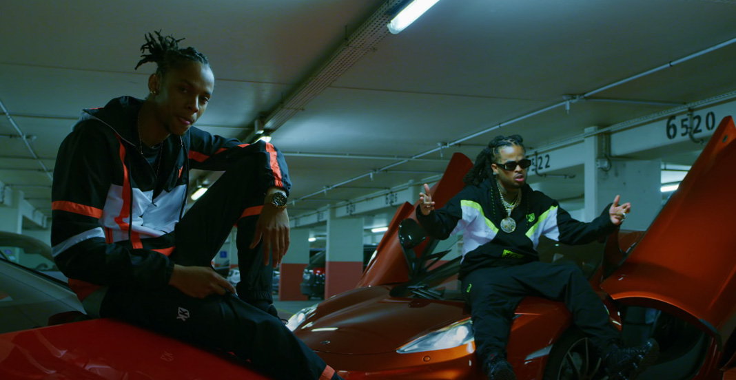 KALASH ft. TIITOF - plus de love