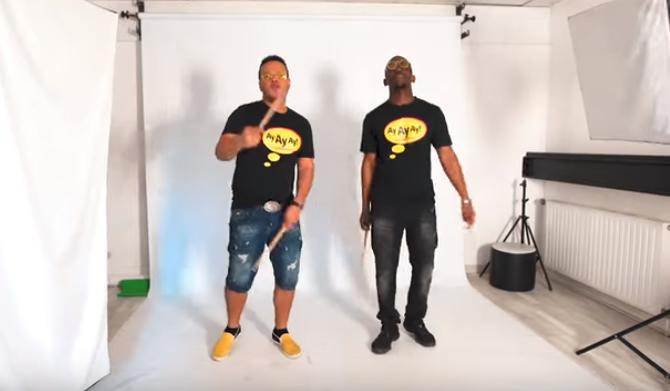 DJ SIXAF ft LITLE'BÖY - Ay ay Ay