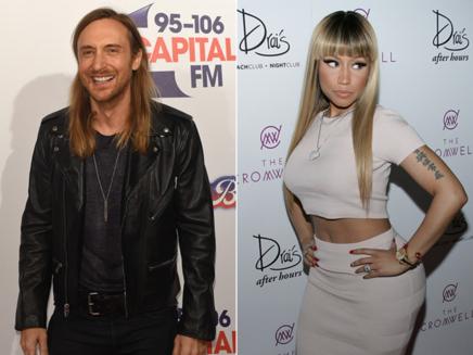 David Guetta et Nicki Minaj