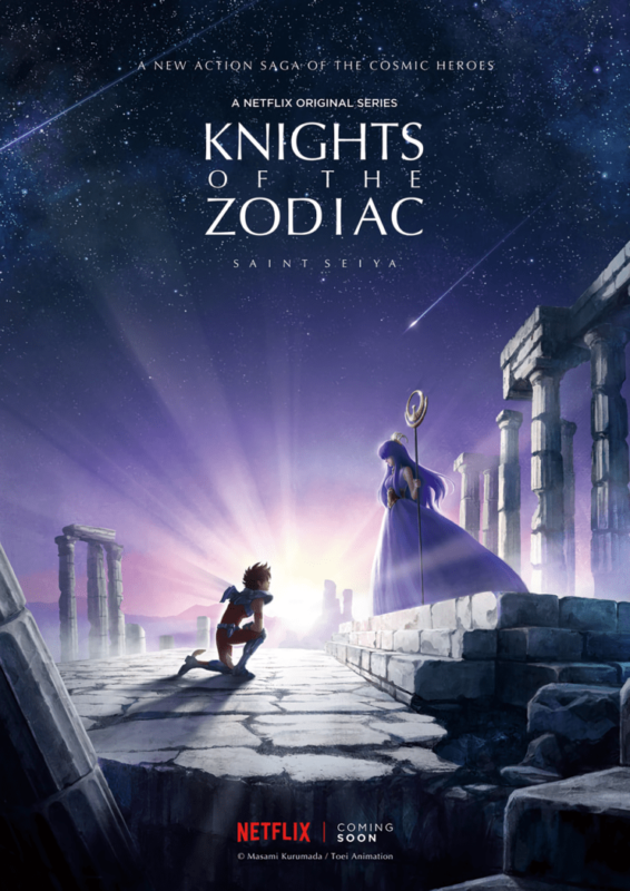 Saint Seiya - Knights of the Zodiac