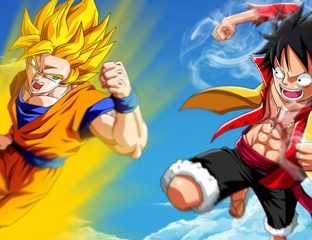 DRAGON BALL et ONE PIECE