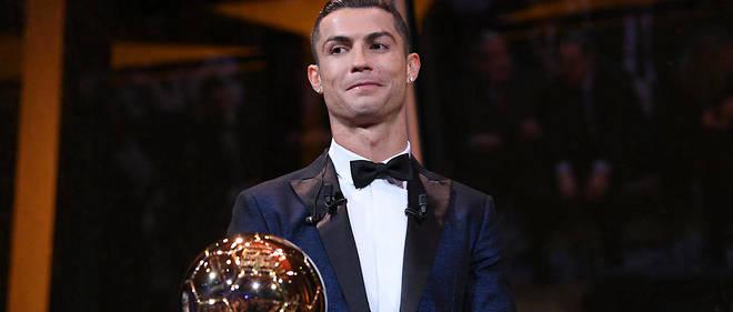 Ballon d'or : Et de 5 pour Cristiano Ronaldo !