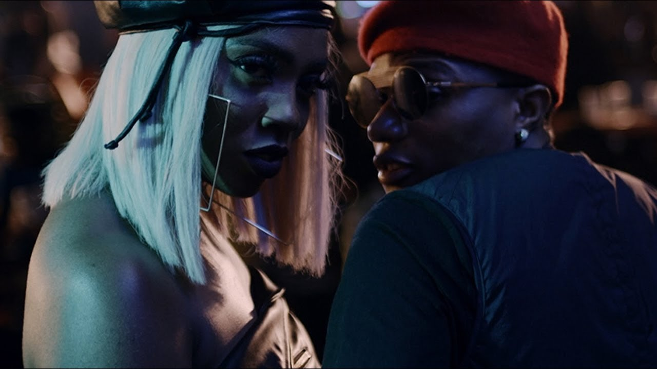 Tiwa Savage Ft. Wizkid & Spellz - Ma Lo