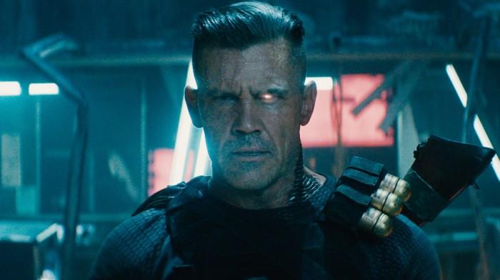 Deadpool 2 rencontre Cable