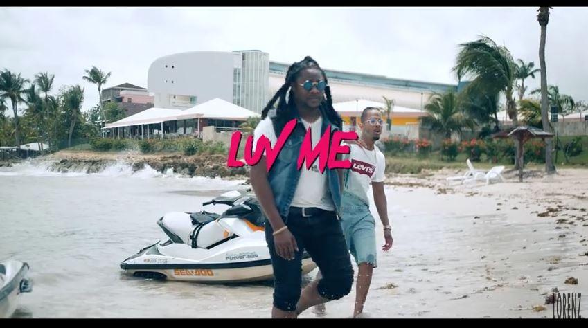Lorenz feat Jmax - Luv Me