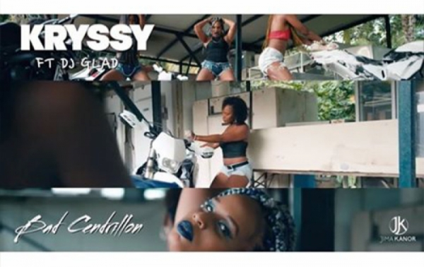 Kryssy - Bad cendrillon ft. Dj Glad