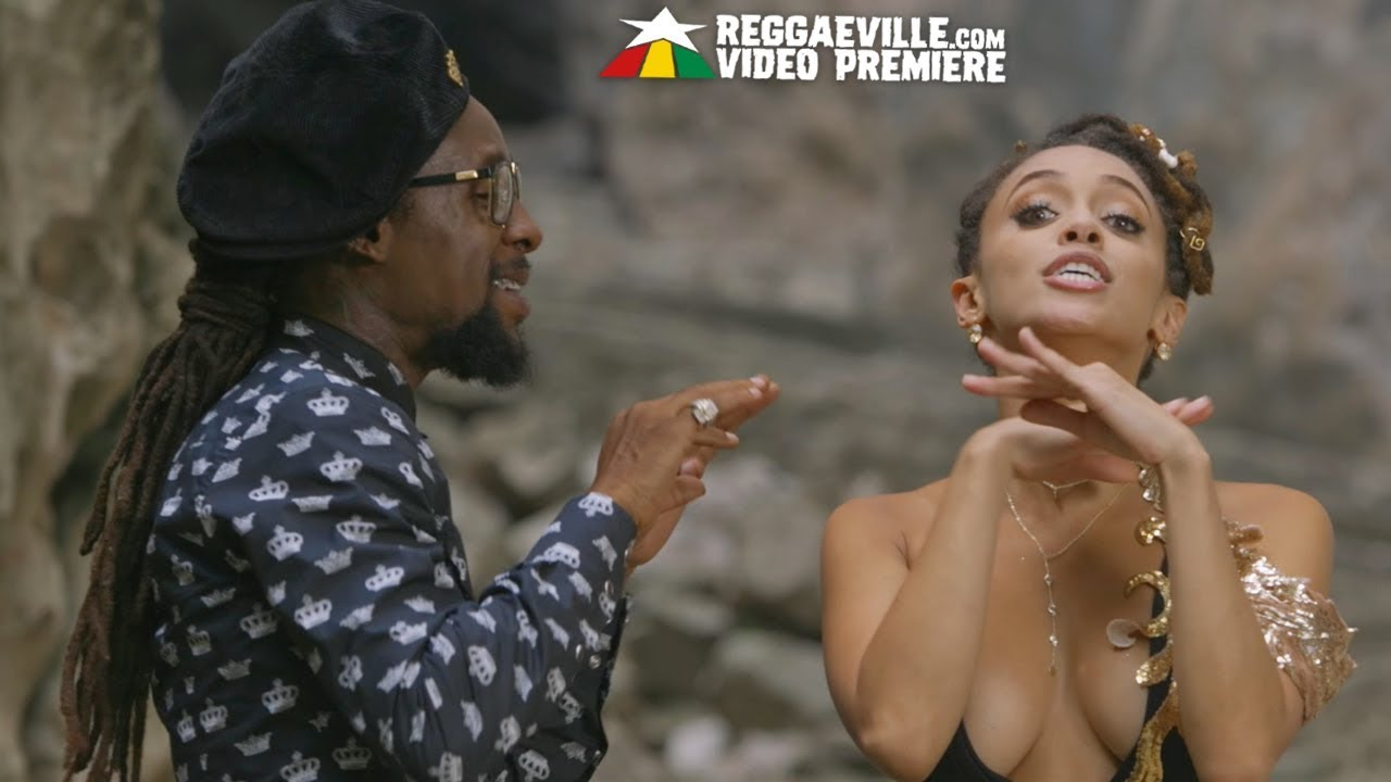 Jah Cure feat. Phyllisia Ross - Risk It All