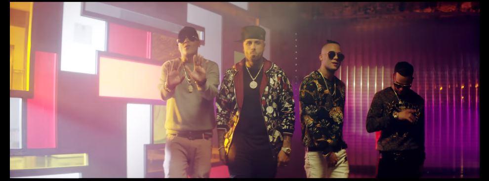 Te Bote Remix - Casper, Nio García, Darell, Nicky Jam, Bad Bunny, Ozuna