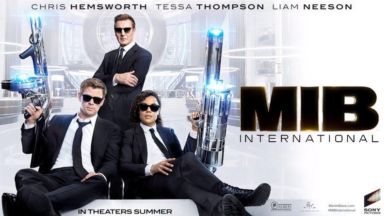 Movie Poster 2019: Voici La Première Bande-annonce De Men In Black