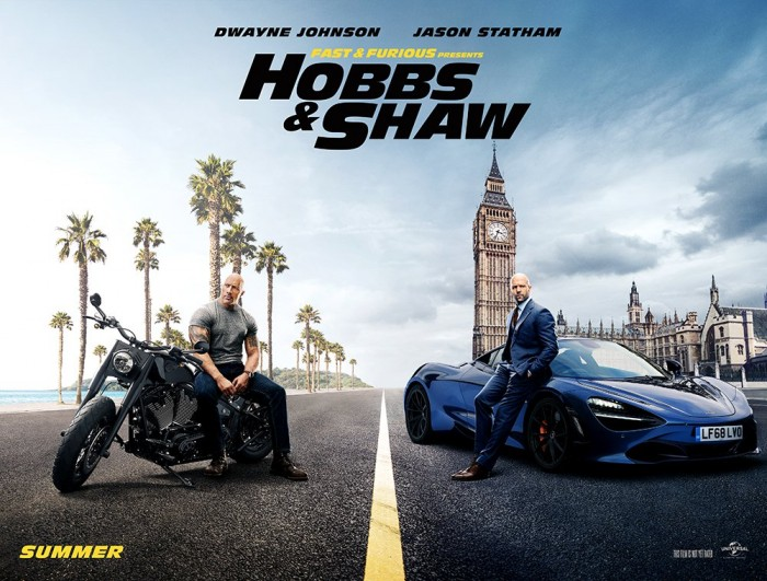 Hobbs & Shaw by Fast & Furious