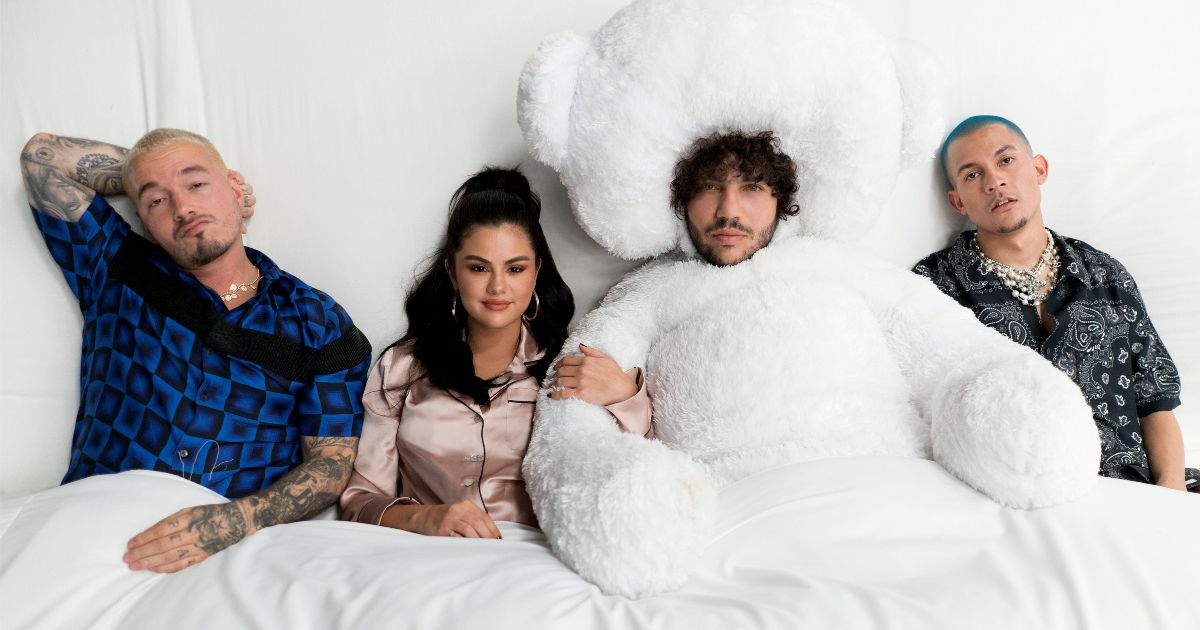 Benny Blanco, Tainy, Selena Gomez, J Balvin - I Can't Get Enough
