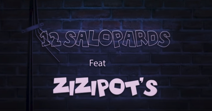 Les 12 Salopards Ft. Les Zizipot's