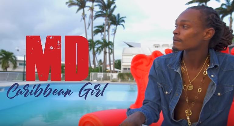Caribbean Girl- Md