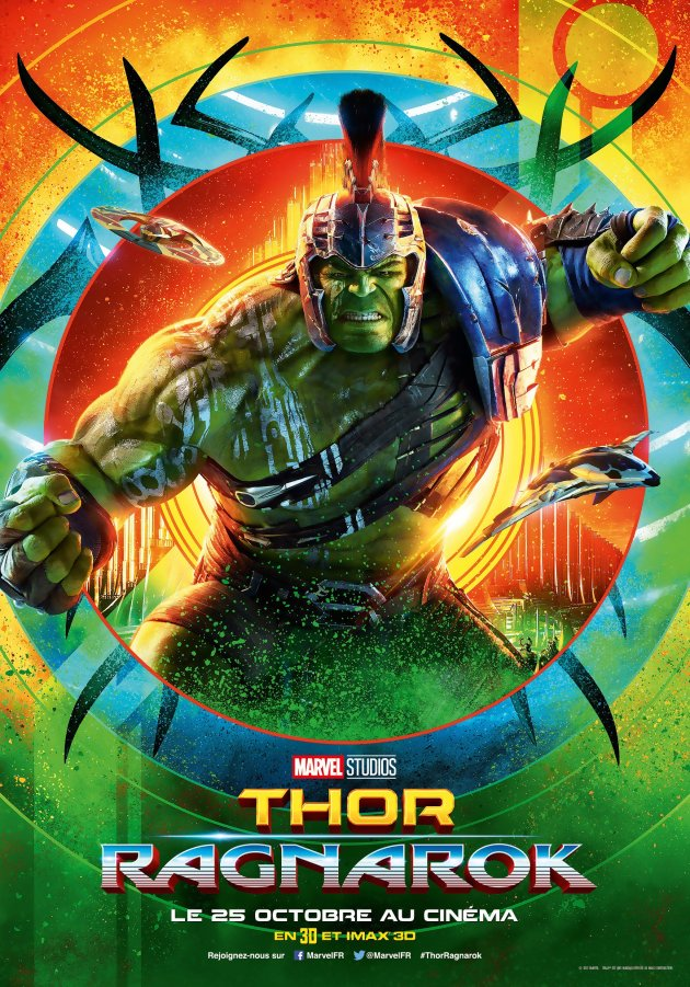 """Thor Ragnarok """"Le Collègue de Thor"""""""
