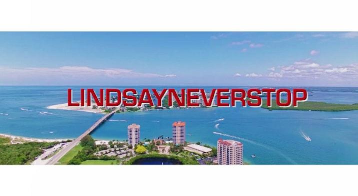 LINDSAYNEVERSTOP - CARESS ME
