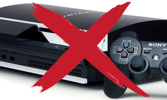 SONY STOPPE LA PRODUCTION ps3