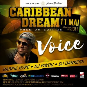 Caribbean Dream Feat VOICE