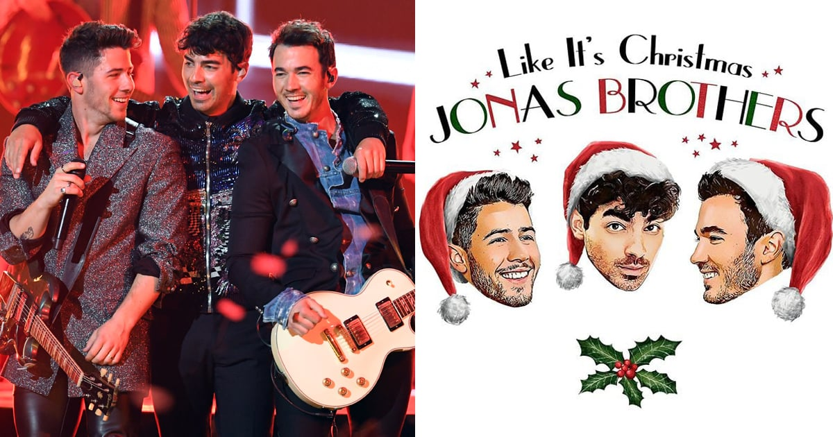 Jonas Brothers it's like xmas
