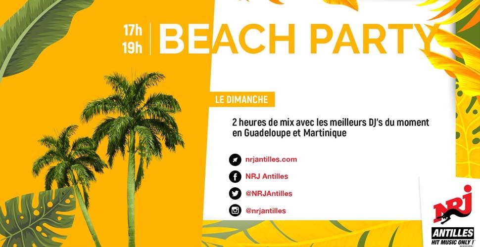 BEACH PARTY 970x500