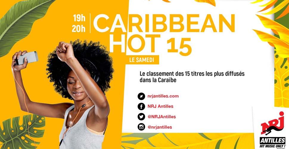 CARIBBEAN HOT FIFTEEN 970x500