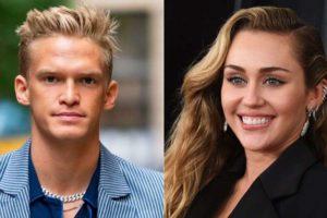 Miley Cyrus et Cody Simpson en couple
