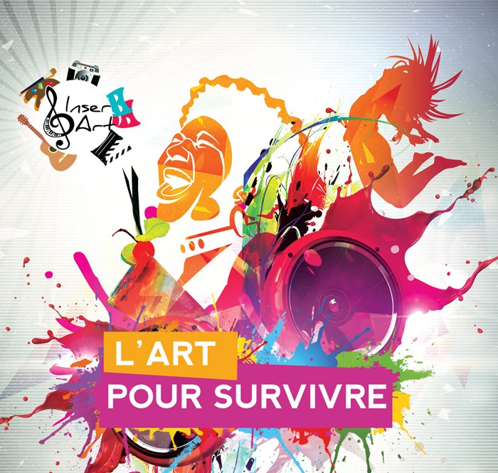 L'art pour survivre by Inser Art