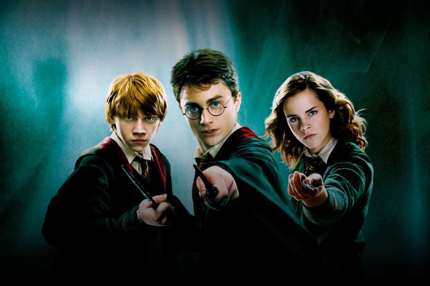 Harry Potter suite saga