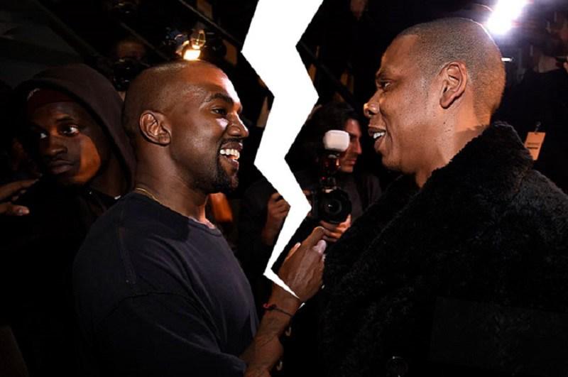 Kanye & Jay Z