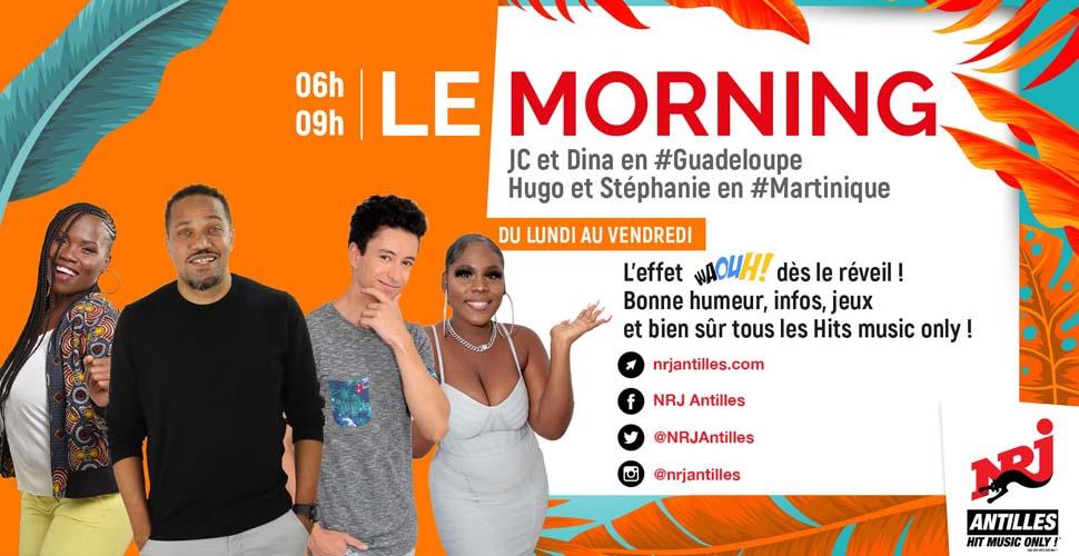 Le Morning ANTILLES 970x500