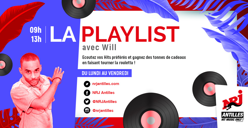 NRJ-2019-PROJECTEUR-WILL-PLAYLIST