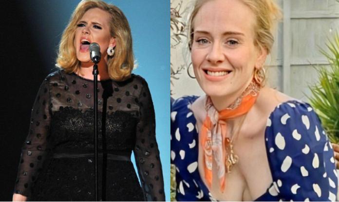 Adele amincie