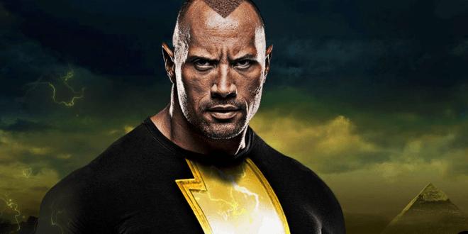 Black Adam Dwayne The Rock Johnson