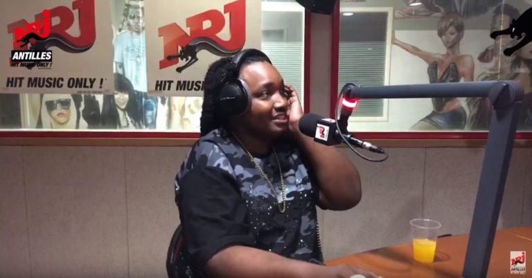 BLICASSTY est l'invité du MORNING sur NRJ Antilles