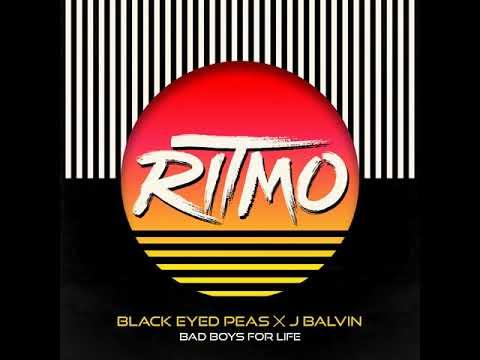 Cover single Ritmo - black eyed peas