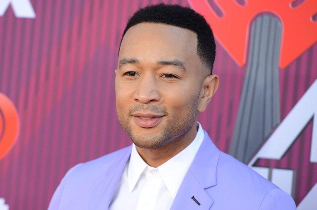 John Legend l'homme le plus sexy du monde
