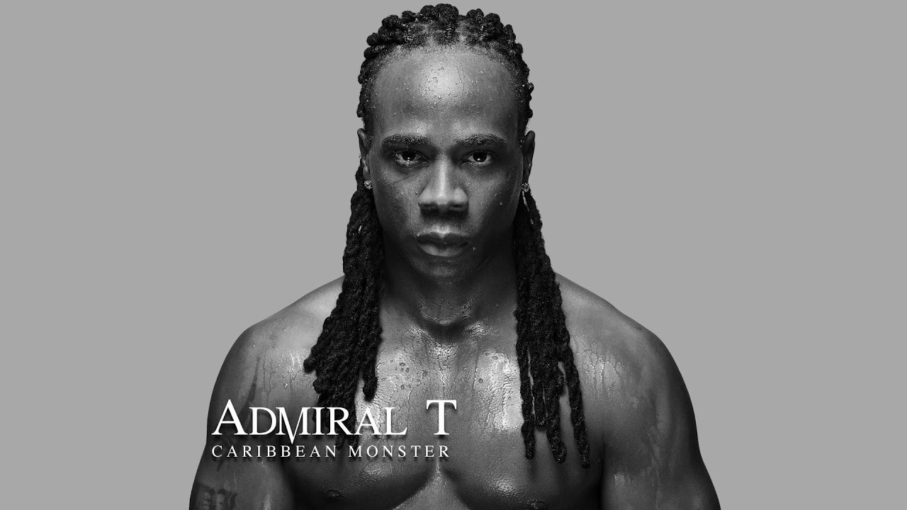 Admiral T album Caribbean Monster