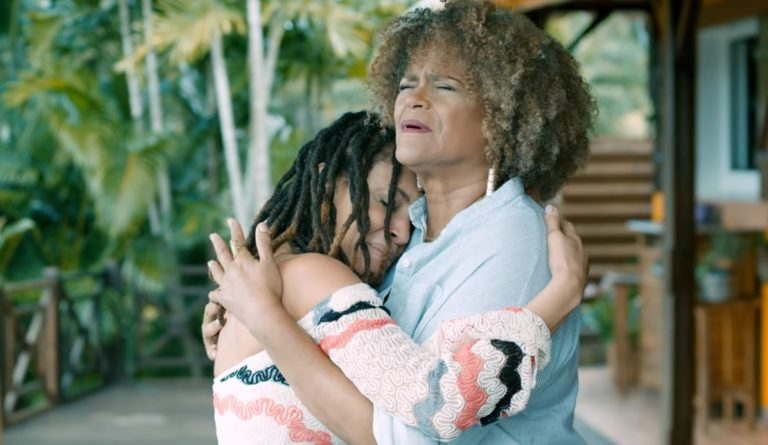 SAÏK Feat Jocelyne BEROARD & Phyllisia ROSS - KSL ( Ké Sa Lévé )