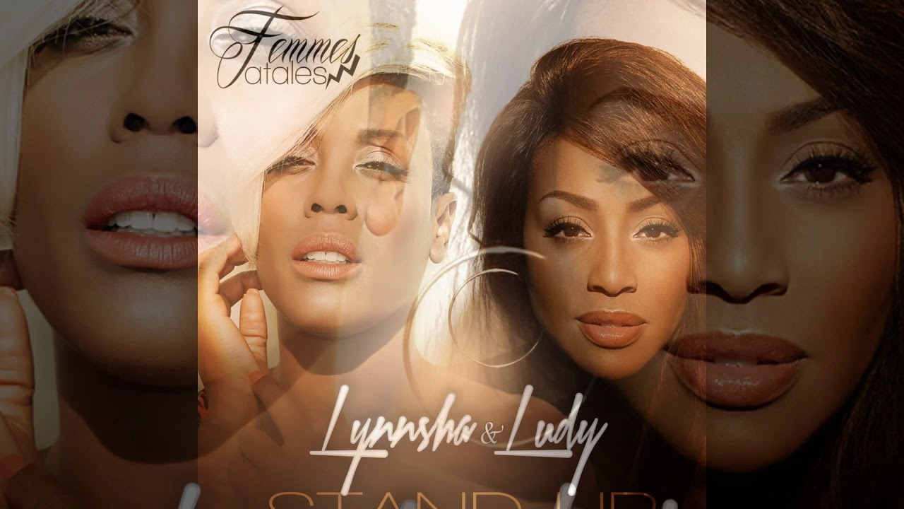 Lynnsha et Ludivine Rétory stand up