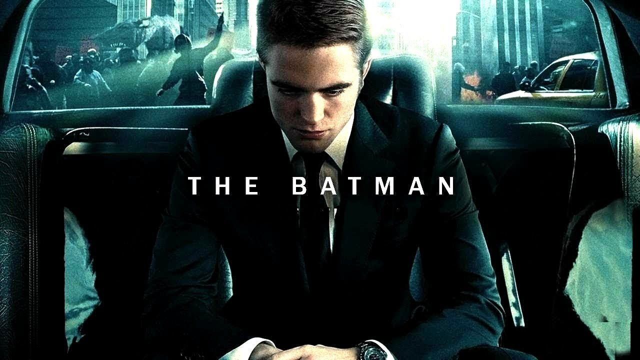 The Batman - Robert Pattinson