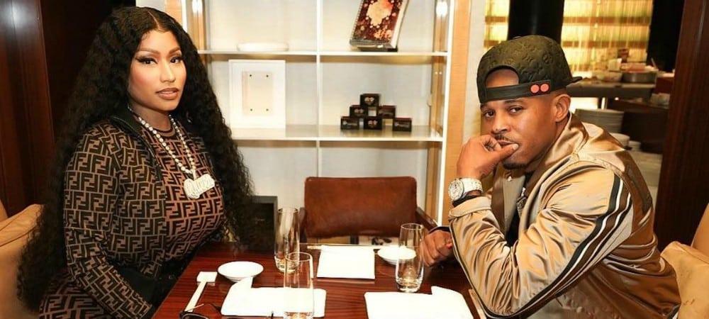 Nicki Minaj et Kenneth Pety mariage