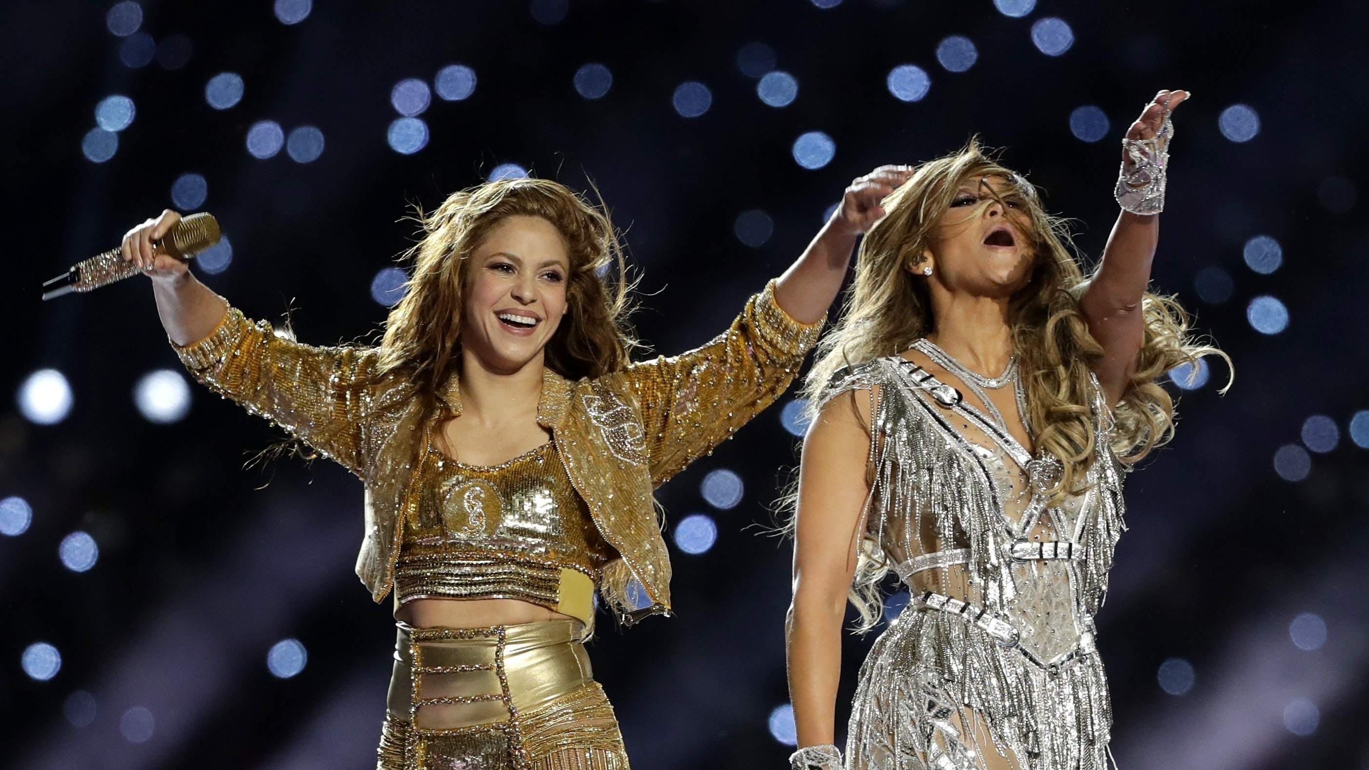 Shakira et Jennifer Lopez - Super Bowl