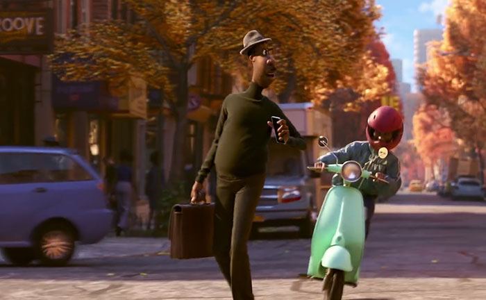 Soul film d'animation Pixar
