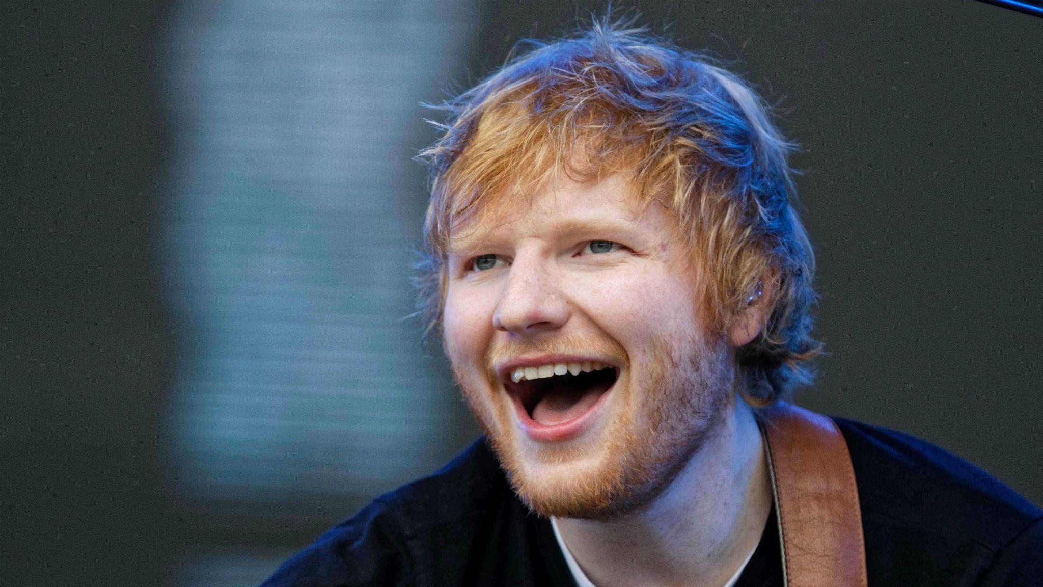 Ed Sheeran homme le plus riche du monde au Royaume-Uni